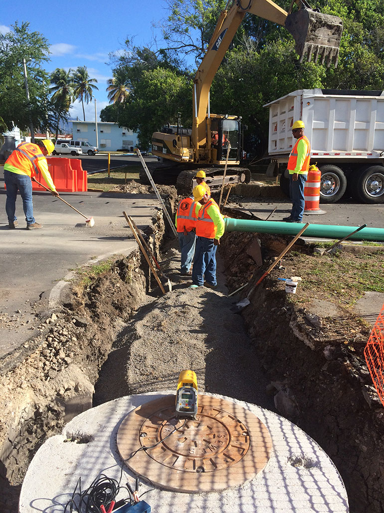 fort allen sanitary sewer improvements phase i – ics-puerto rico septic system diagrams puerto rico standards iveco engine fuel system diagrams #12